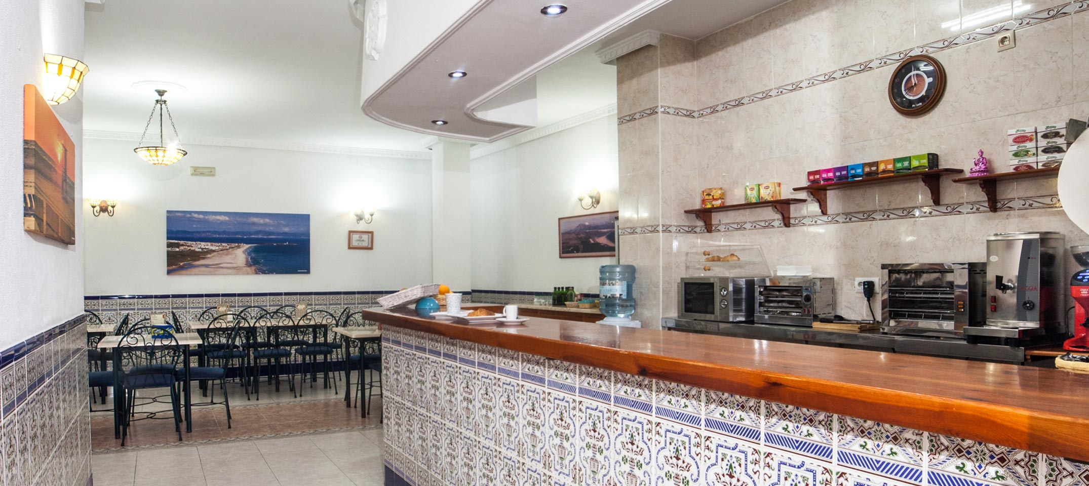 Hostel in Tarifa